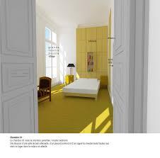 chambre enfilade chambre chambre en enfilade renovation un appartement du marais