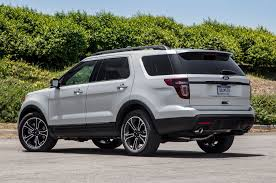 2013 Ford Explorer Sport Trac 2013 Ford Explorer Sport First Test Photo U0026 Image Gallery