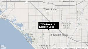 Gang Map Los Angeles by Four Wounded In Huntington Beach Shooting La Times