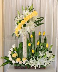 church flower arrangement church flowers pinterest church