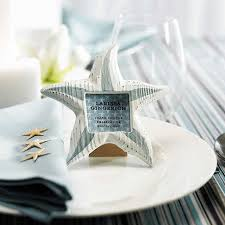 beachy wedding favors starfish photo frame favor 8 pcs theme wedding favors