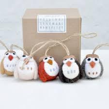 best needle felt owl products on wanelo