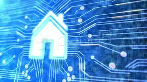 Smart Home Technology Smart Home Technology Stock Footage
