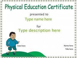 free printable certificate templates free templates creative