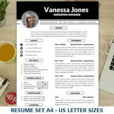 marketing resume template marketing resume template cv template creative resume