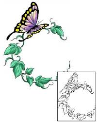 and vine tattoos and designs