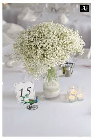 baby breath centerpieces baby s breath the flowerman