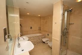 Beige Bathroom Tile Ideas Contemporary Freestanding Bath Beige Bathroom Tile Ideas Pink