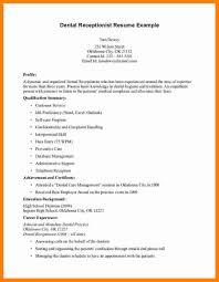 Reception Resume Samples Medical Receptionist Resume Examples Resume Peppapp