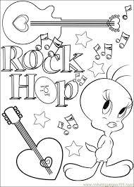 155 looney tunes art u0026 coloring images tweety