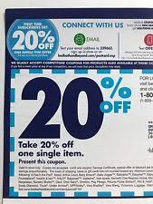 Coupon Bed Bath And Beyond 20 Off Bed Bath U0026 Beyond 20 Off Entire Purchase In Only Quick Email