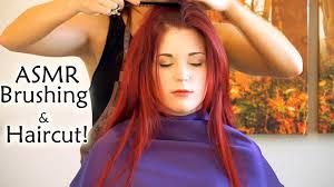 haircut with 12 clippers real asmr haircut binaural 2 3d scissors clippers sounds