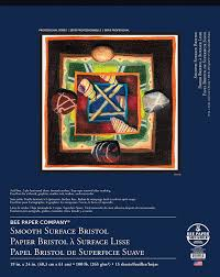 aquarelle facile magazine amazon com bee paper 2 ply plate bristol pad 14 inch by 17 inch