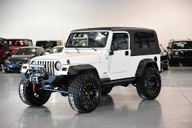 2005 jeep wrangler unlimited rubicon for sale davis autosports 2005 wrangler lj lifted everything is