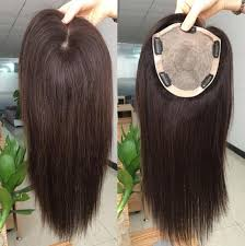 human hair wiglets for thinning hair wig toppers for women with thinning hair instock