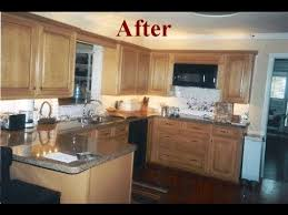 Refacing Cabinets Refacing Cabinets Refacing Cabinets Before And After Youtube