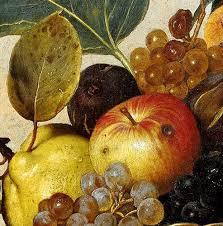 basket of fruit caravaggio basket of fruit c 1597 detail michelangelo flickr