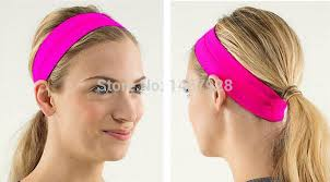 stretchy headbands free shipping best for sports 6 colors women girl s