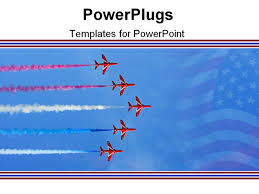 air force powerpoint template 4 best samples templates