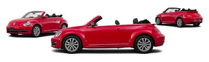 red volkswagen convertible 2015 volkswagen beetle tdi 2dr convertible 6m w rearview camera