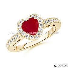 finger ring design heart ruby finger ring gold rings design for women sterling silver