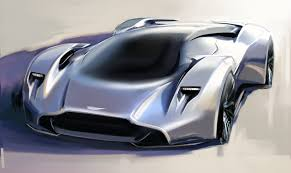 martin dp 100 vision gran turismo at goodwood festival of speed