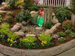 Water Feature Ideas For Small Gardens Landscape Water Features Gardening Design