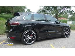 porsche bbs wheels porsche cayenne turbo putting the sport in suv u2026 autofuture