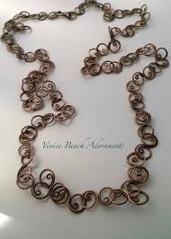 copper necklace chains images 373 best chain images wire jewelry chains and jpg