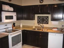 restain kitchen cabinets darker love java colored gel stain over orange 80s oak cabinets