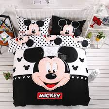 Mickey Mouse King Size Duvet Cover 3d Bedding Sets Picture More Detailed Picture About Home