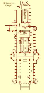 floor plan of windsor castle st george s chapel plan windsor castle historic berkshire guide