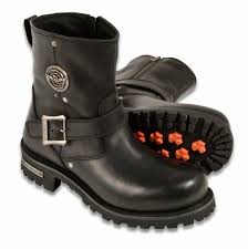 mens high motorcycle boots leather men u0027s 6