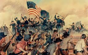 Civil War Battle Flag Vicksburg All About The Battles Of The Civil War