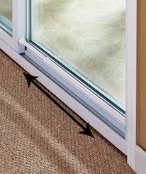 sliding patio door security bar l83 in nice home designing