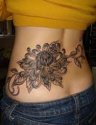 30 lower back tattoos for women