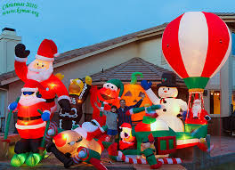 up christmas decorations up on the housetop on christmas decorations the lone