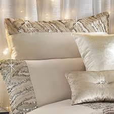 kylie minogue esta silver luxury bedding and accessories new ss17