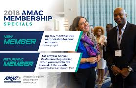 amac conference join renew amac