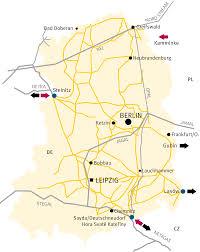 Network Map Network Data Ontras Gastransport Gmbh