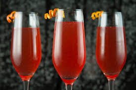 red cocktails oscar buzz cocktail