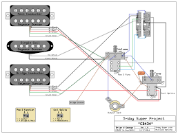 5 way superswitch h s h advice