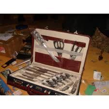 malette de cuisine pour apprenti valise boucher solingen muller ideal chasseur apprenti boucher
