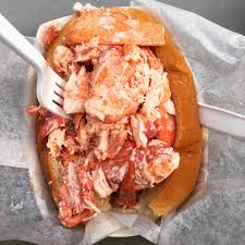 i ate cape cod lobster roll food