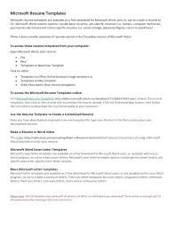 cover letter template microsoft word 2007 microsoft office template resume