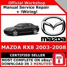 mazda car service u0026 repair manuals 2003 ebay
