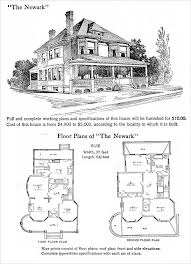 Queen Anne Style House Plans 231 Best Historic House Plans Images On Pinterest Vintage Houses