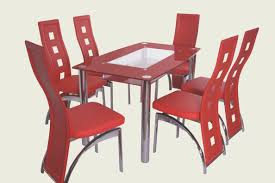 dining room cool dining room chairs red room design decor modern