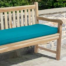 Blue Outdoor Cushions Patio Bench Cushions Elegant Furniture Design