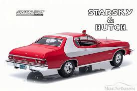 Starsky And Hutch Movie Car Starsky U0026 Hutch 1976 Ford Gran Torino Hard Top Greenlight Artisan